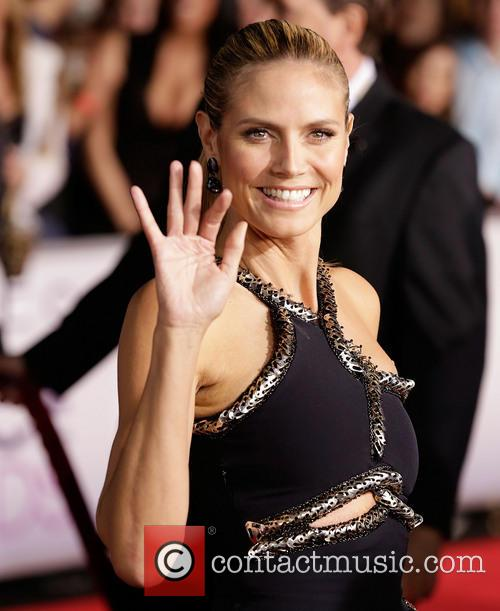 Heidi Klum and Annual People's Choice Awards 6