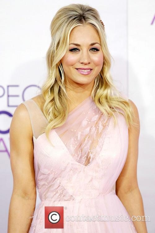 Kaley Cuoco and Annual People's Choice Awards 1