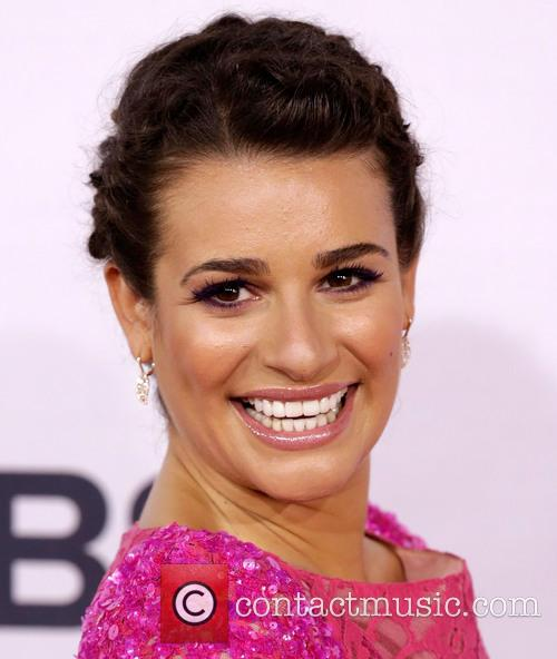 Lea Michele and Annual People's Choice Awards 6