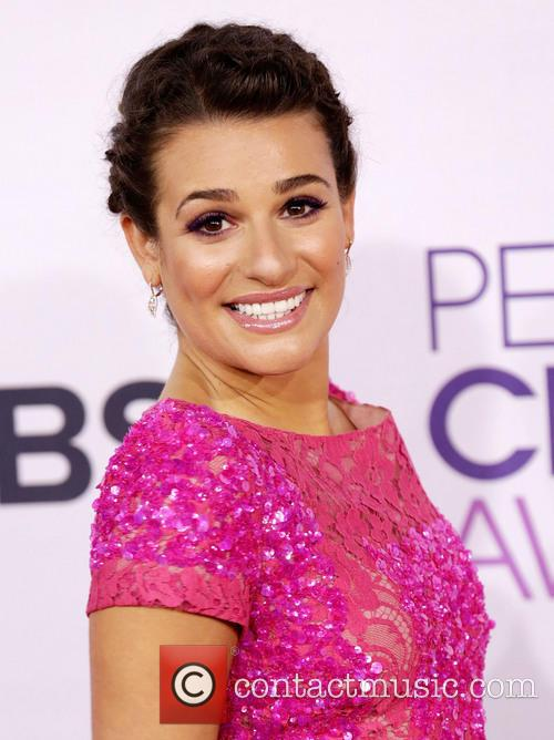Lea Michele and Annual People's Choice Awards 10