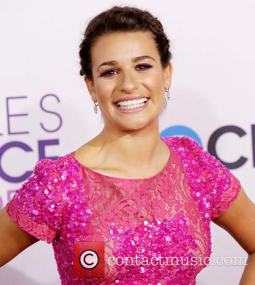 Lea Michele and Annual People's Choice Awards 2