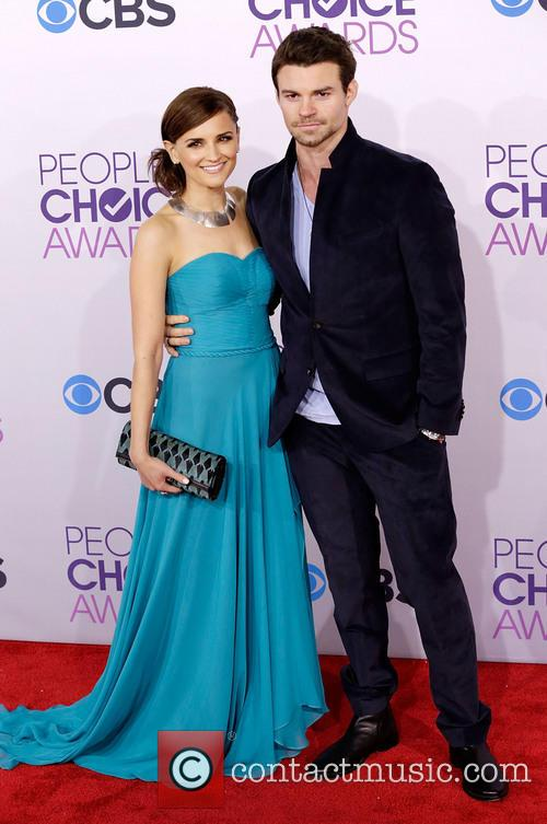 Rachael Leigh Cook, Daniel Gillies and Annual People's Choice Awards 1