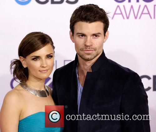 Rachael Leigh Cook, Daniel Gillies and Annual People's Choice Awards 2