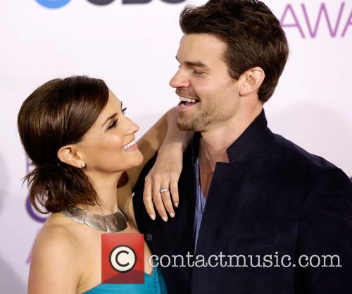 Rachael Leigh Cook, Daniel Gillies and Annual People's Choice Awards 4