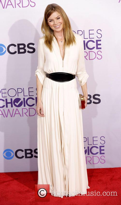 Ellen Pompeo and Annual People's Choice Awards 2