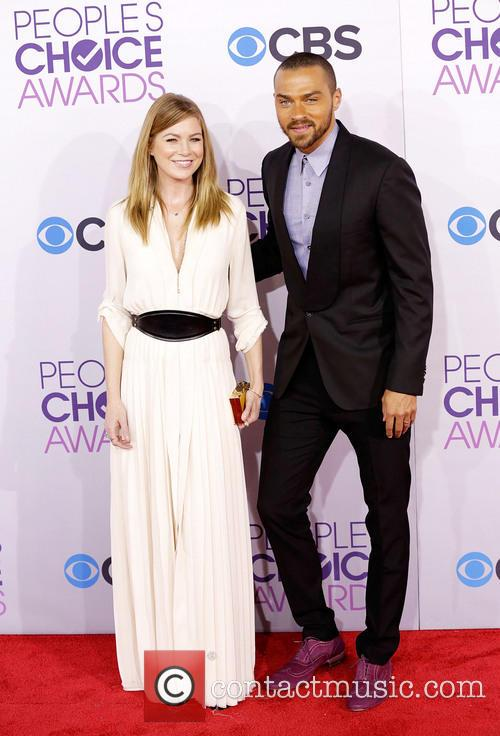 Ellen Pompeo, Jesse Williams and Annual People's Choice Awards 1