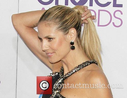 Heidi Klum and People's Choice Awards 7
