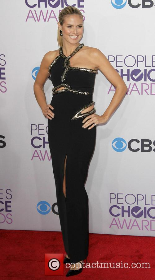 Heidi Klum, People's Choice Awards