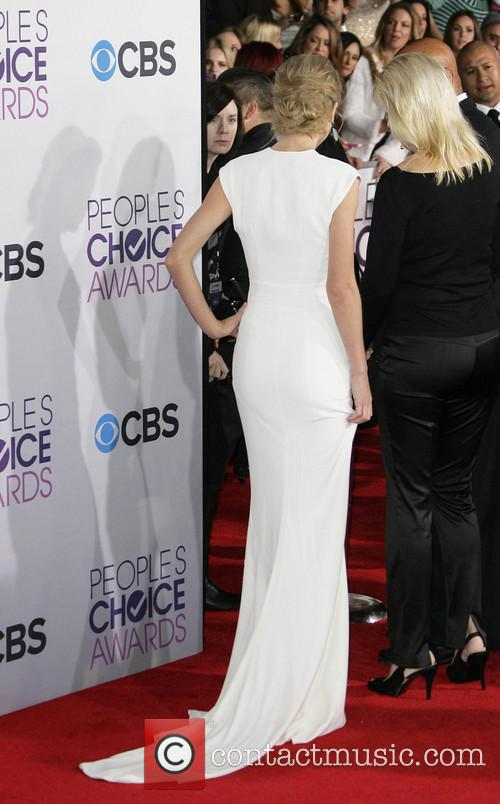 Taylor Swift and Annual People's Choice Awards 24