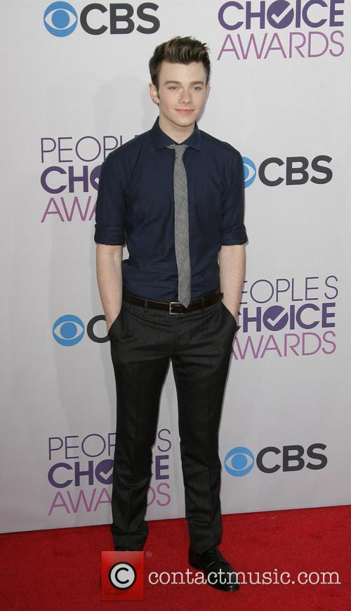 Chris Colfer and Annual People's Choice Awards 4