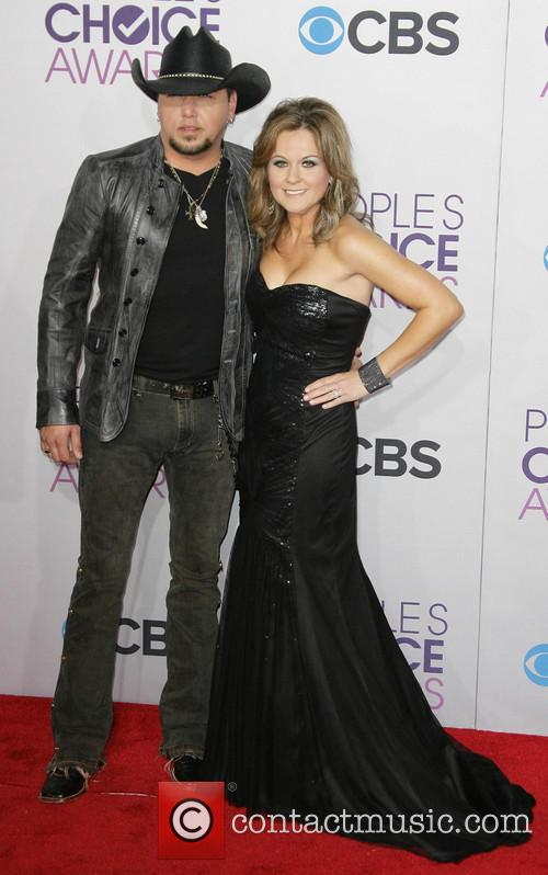 Jason Aldean and Annual People's Choice Awards 6