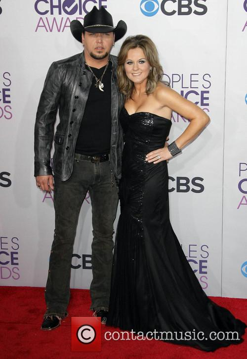 Jason Aldean and Annual People's Choice Awards 4