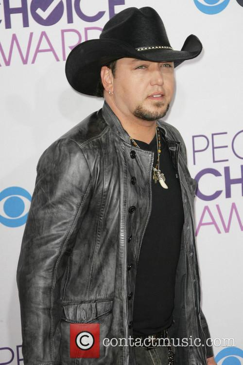 Jason Aldean and Annual People's Choice Awards 5