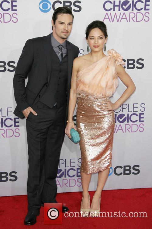 Jay Ryan, Kristin Kreuk and Annual People's Choice Awards 2