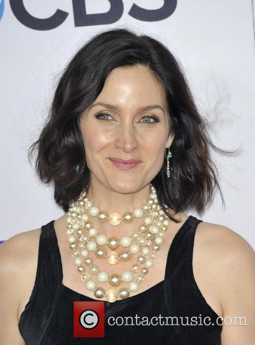 Carrie Anne Moss and People's Choice Awards 2