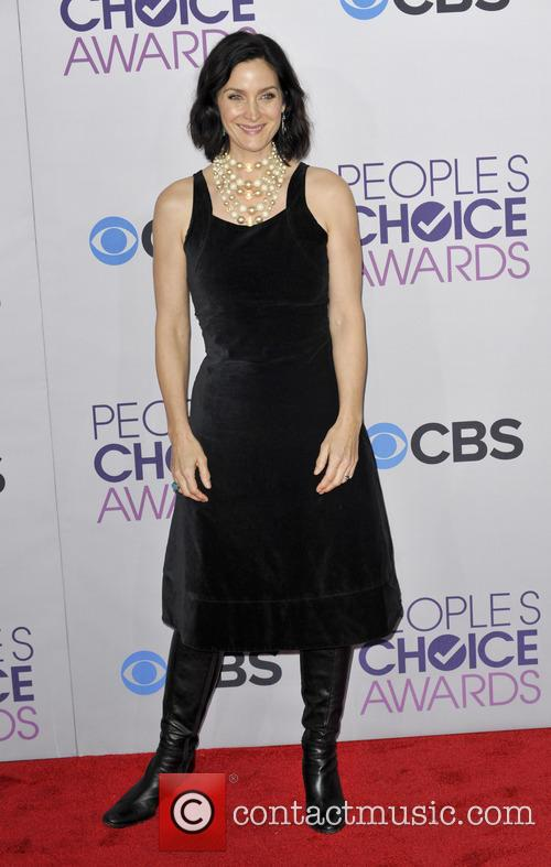 Carrie Anne Moss and People's Choice Awards 3