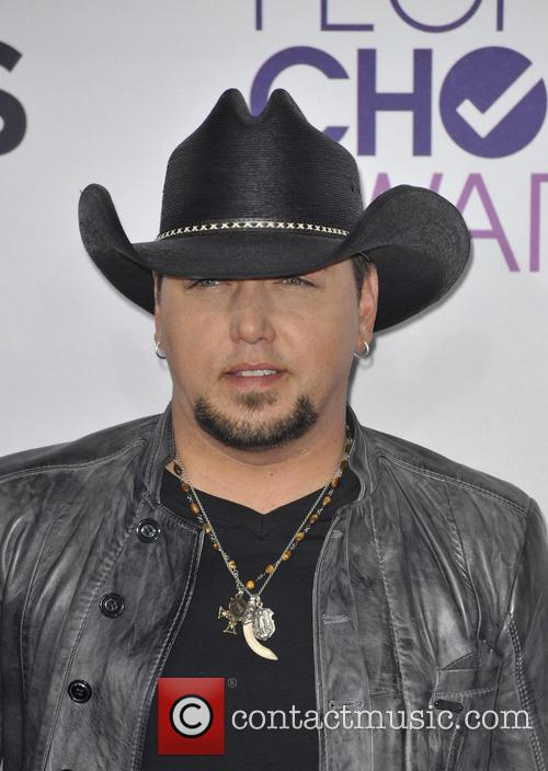 Jason Aldean and People's Choice Awards 2