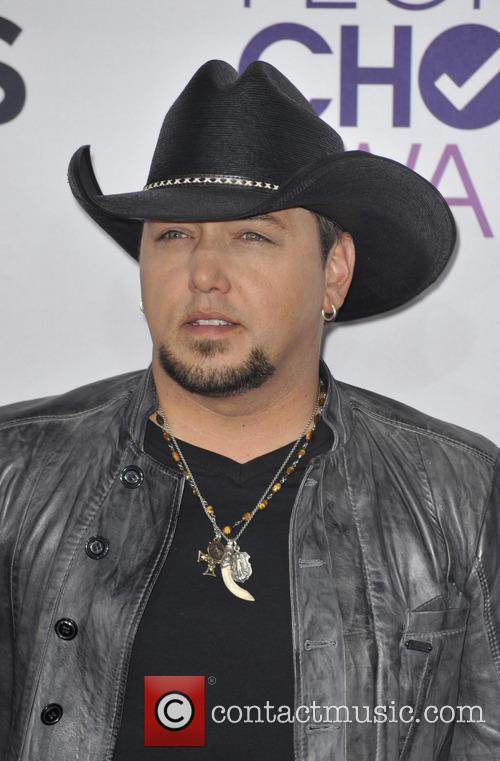 Jason Aldean and People's Choice Awards 3