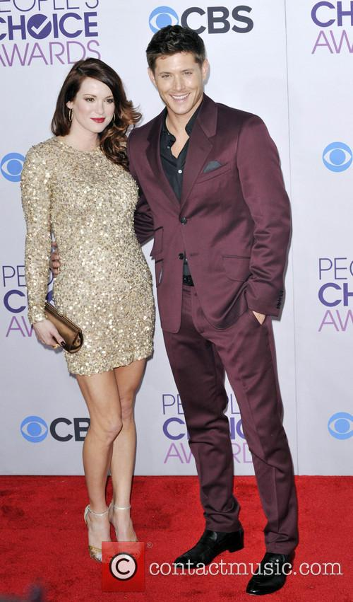 Jensen Ackles, Daneel Harris and People's Choice Awards 6
