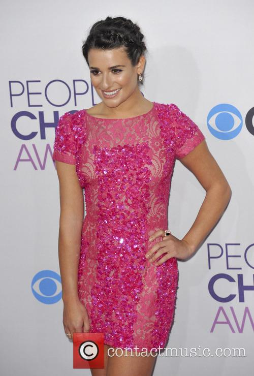 Lea Michele and People's Choice Awards 11