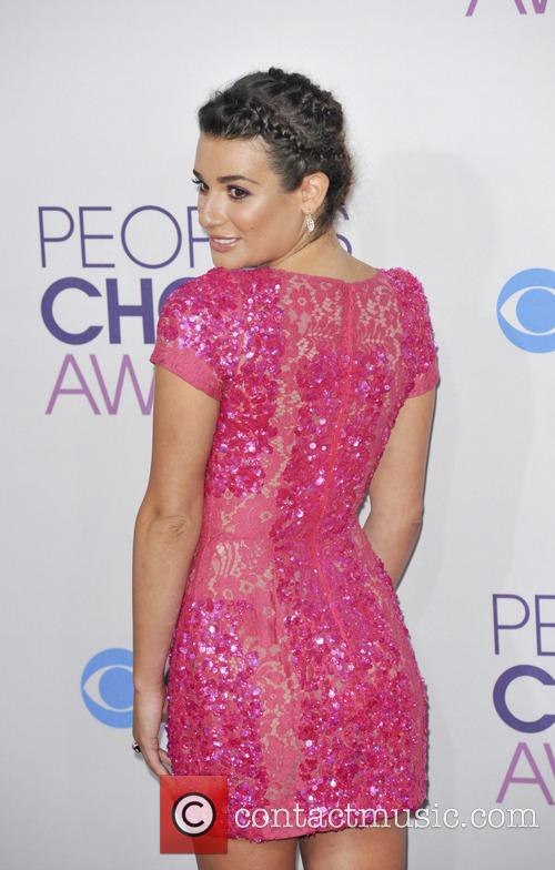 Lea Michele and People's Choice Awards 6