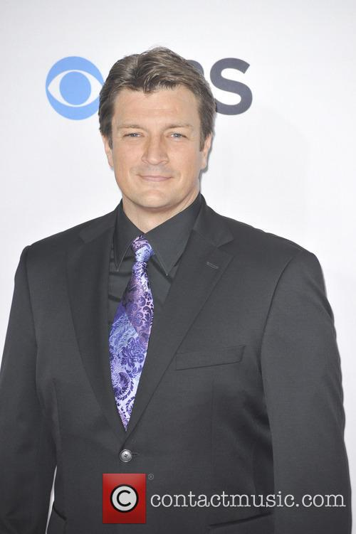 Nathan Fillion and People's Choice Awards 2