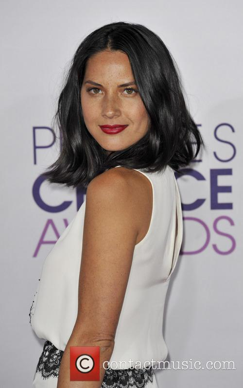Olivia Munn, People's Choice Awards