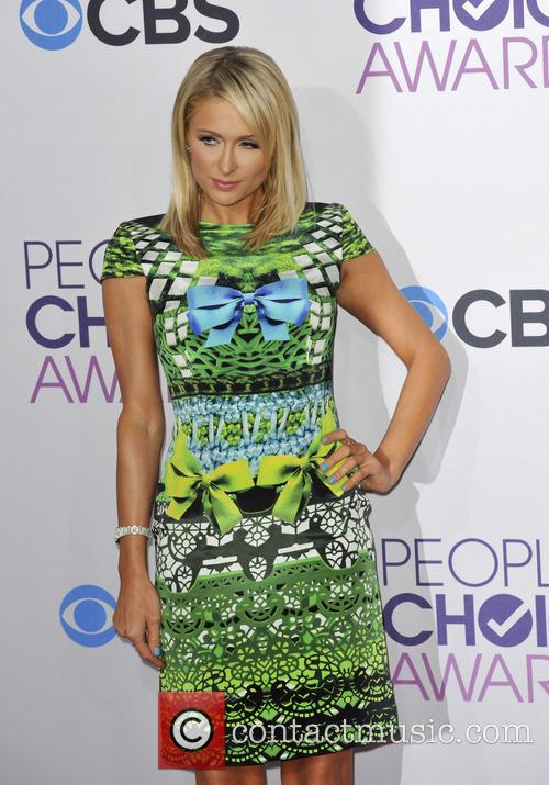Paris Hilton and People's Choice Awards 10
