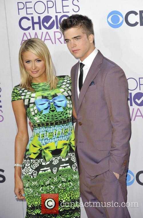 Paris Hilton, River Viiperi and People's Choice Awards 9