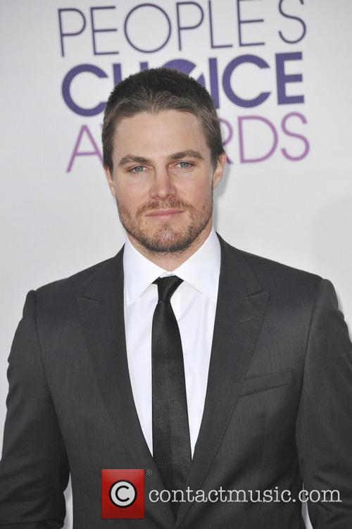 Stephen Amell and People's Choice Awards 2