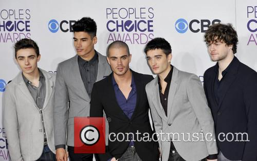 The Wanted and People's Choice Awards 3
