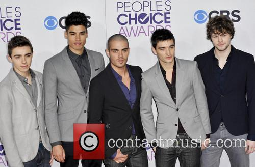 The Wanted and People's Choice Awards 4