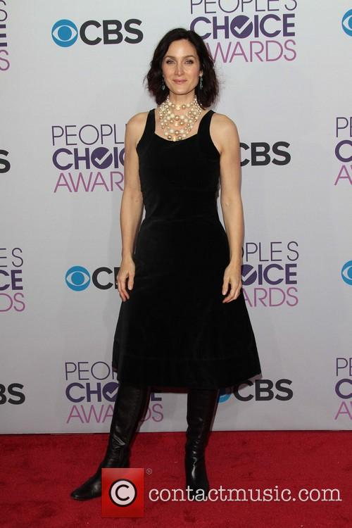 Carrie Anne Moss and Annual People's Choice Awards 5