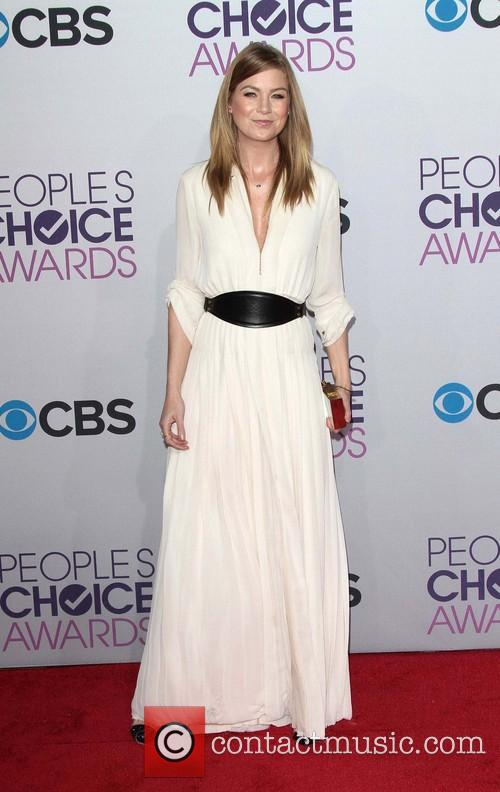 Ellen Pompeo and Annual People's Choice Awards 8