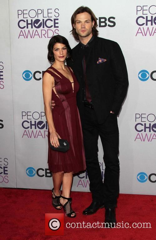 Jared Padalecki, Genevieve Padalecki and Annual People's Choice Awards