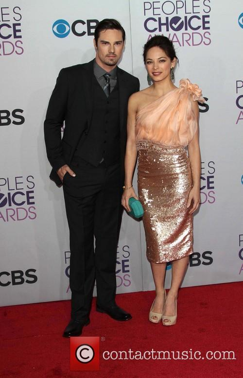 Jay Ryan, Kristin Kreuk and Annual People's Choice Awards 1
