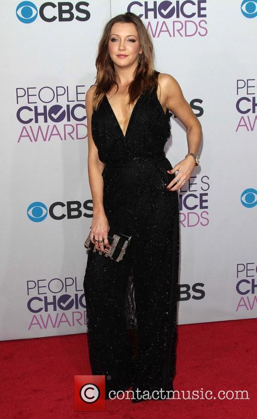 Katie Cassidy and Annual People's Choice Awards 6