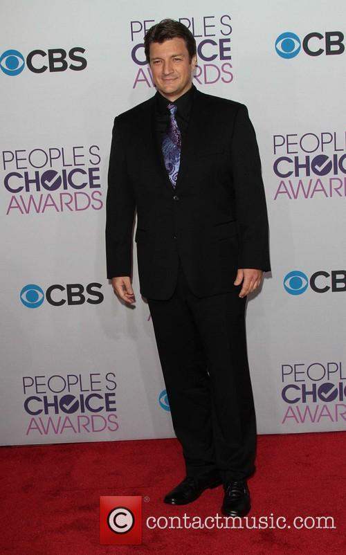 Nathan Fillion and Annual People's Choice Awards 1