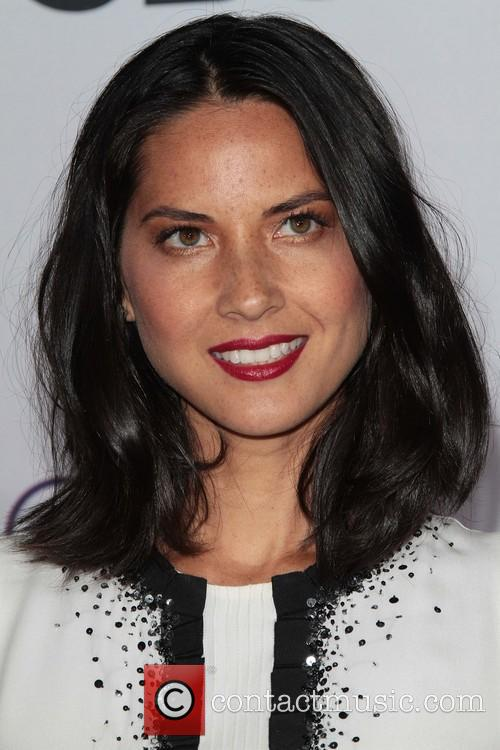 Olivia Munn and Annual People's Choice Awards 15