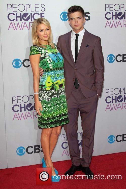 Paris Hilton, River Viiperi and Annual People's Choice Awards 3