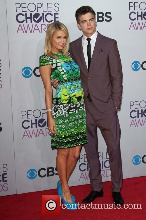 Paris Hilton, River Viiperi, Annual People's Choice Awards