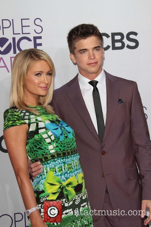 Paris Hilton, River Viiperi and Annual People's Choice Awards 2