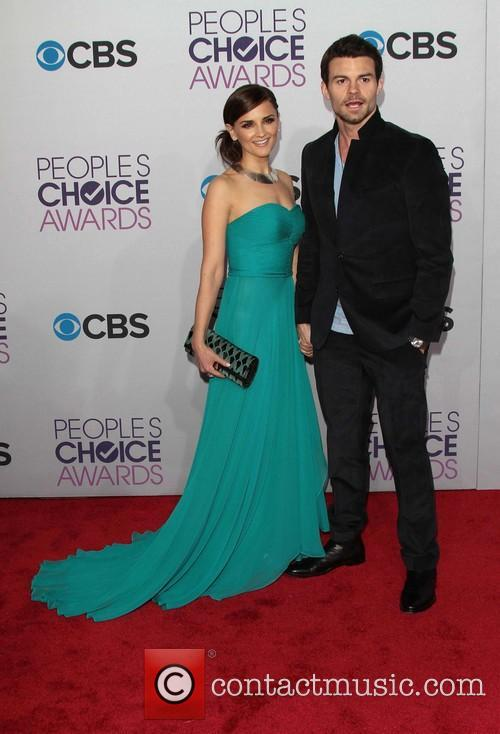 Rachael Leigh Cook, Daniel Gilles and Annual People's Choice Awards 5