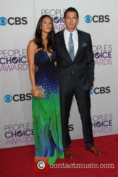 Sasha Roiz and Annual People's Choice Awards