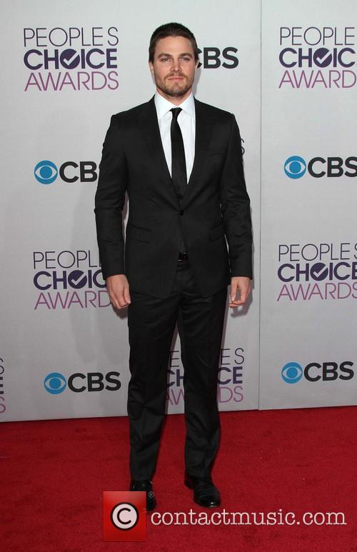 Stephen Amell and Annual People's Choice Awards