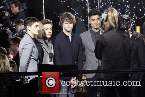 the wanted 39th annual peoples choice awards 20050573