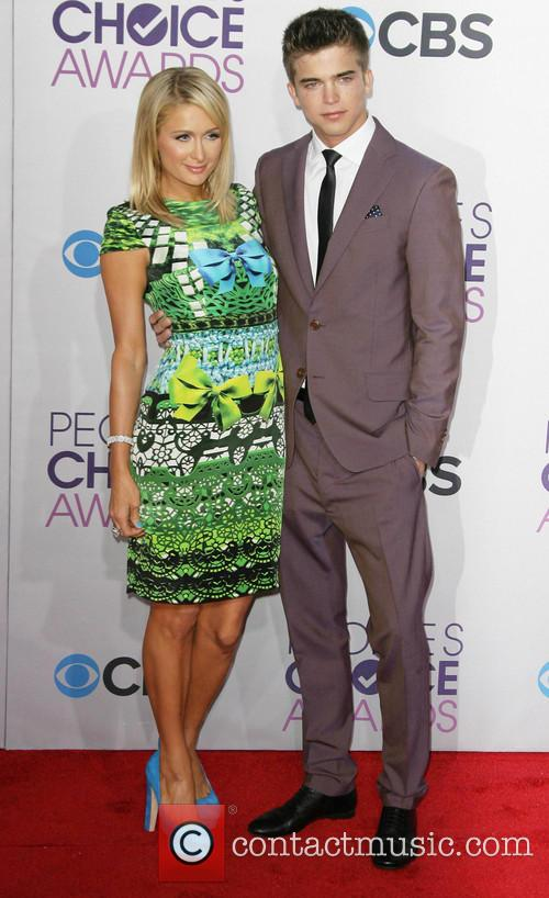 Paris Hilton, River Viiperi and People's Choice Awards 7