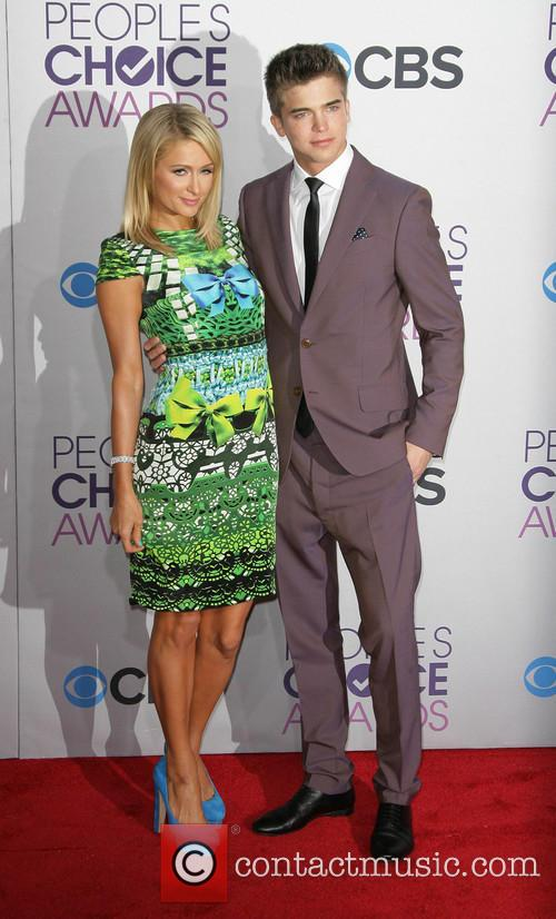 Paris Hilton, River Viiperi and People's Choice Awards 4