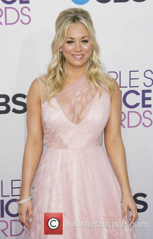 kaley cuoco the peoples choice awards 2013 20048591