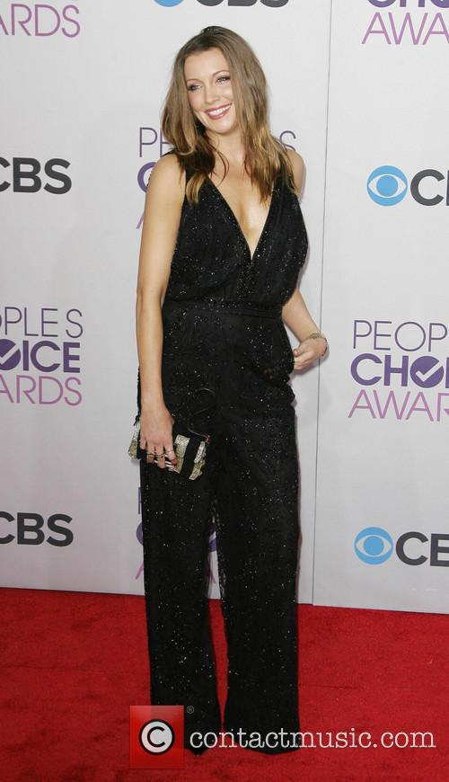Katie Cassidy and People's Choice Awards 2